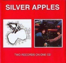 "Silver Apples: ""S/T & Contact"" (2 on 1 CD)"