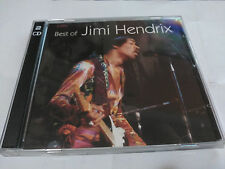 2CD JIMI HENDRIX - BEST OF JIMI HENDRIX - UNIVERSE GOLD GERMANY 1999 VG+