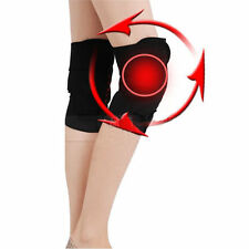 1Pair Support Magnetic Spontaneous Heating Kneelet Knee Protection Therapy Brace