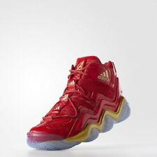 Adidas Top Ten Iron Man The Avengers Size 14 Rare crazy t-mac 8 red silver 3M