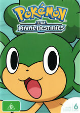 Pokemon: Season 15 - BW Rival Destinies  - DVD - NEW Region 4