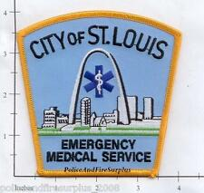 Missouri - St Louis MO Emergency Medical Service Fire Dept Patch