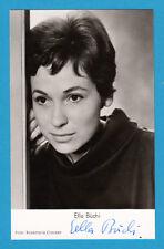 Ella Büchi (†) - Schweizer Schauspielerin - # 11724