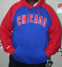 "NEW MLB CHICAGO CUBS  MENS MEDIUM ""M"" HOODIE JACKET by STITCHES  SWEATSHIRT"