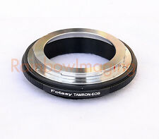 Tamron Adaptall II Lens to Canon EOS Camera Adapter Rebel T5i T4i T3i T5 T4 T3