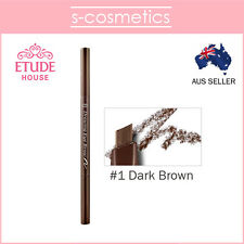 [ETUDE HOUSE] Drawing Eye Brow (#1 Dark Brown) - Eyebrow Pencil (New 2016)
