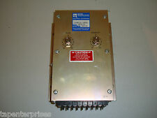 United Technologies Diesel Systems Electric Governor CU673C-18