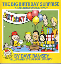 THE BIG BIRTHDAY SURPRISE-Junior Discovers Giving-2003-LN