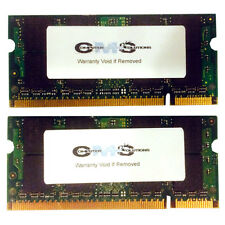 8GB (2x4GB) Memory RAM for Dell Dell Studio 15 (1537) Notebook DDR2 (A42)