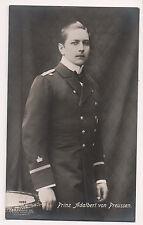 Vintage Postcard Prince Adalbert of Prussia (1884–1948)