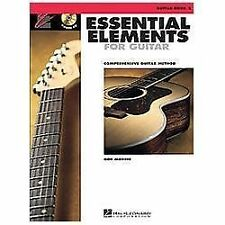 Essential Elements for Guitar Book 2 by Bob Morris (2012, CD / Paperback)