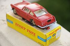 Vintage Dinky Toys / Super MIB / Ferrari 250 GT Coupe / Red / No. 515
