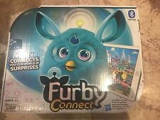 Furby Connect Exclusive Launch Hasbro Bluetooth Teal Blue