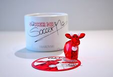 Swarovski 2008 Limited Edition Soccer Mo 968798 Red Ox Cow Brand New In Box