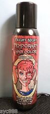 FRIGHT NIGHT COLOR HAIR SPRAY Rotten Red TEMPORARY HAIR COLOR 3.5 OZ FREE SHIP