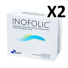 Inofolic 40 Sachets (2x20) FREE SHIPPING ALL WORLD
