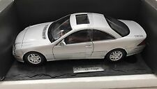 MERCEDES BENZ CL-COUPE 1/18 DEALER EDITION GRANITE BASE AUTOart