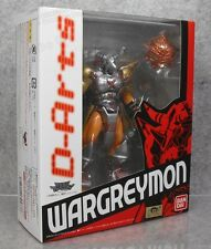 Bandai Digimon D-arts Wargreymon Figure Japan