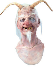 HALLOWEEN ADULT DIRTY OL DEVIL MONSTER HORROR MASK PROP