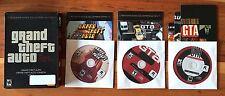 Grand Theft Auto: Classics Collection Collectors' Edition HTF Small Box PC VGC!