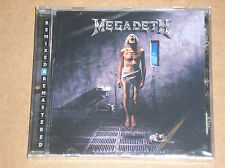 MEGADETH - COUNTDOWN TO EXTINCTION - CD + BONUS TRACKS SIGILLATO (SEALED)