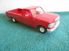 1994 AMT Ertl Ford F150 XLT Crimson Red New in Box 6292