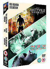 The Horror Collection - Amityville Horror (2005)/Silent Hill/An American...