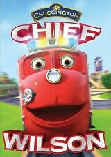 Chuggington: Chief Wilson (DVD, 2013)