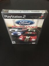 Ford Racing 2 Sony Playstation 2 PS2 Video Game BRAND NEW Factory Sealed!
