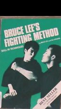 BRUCE LEE's Fighting Method. Skills And Techinique. 1977. HTF. Vg