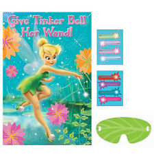 Disney Tinkerbell Fairies Party Game for 8 - Give Tinkerbell Her Wand