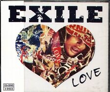 EXILE - EXILE LOVE - Japan CD+2DVD + J-POP