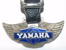 Yamaha Motorcycle Bike Wing Logo Enamel Pocket Watch Fob ATV snowmobile racing