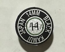 Kamui Black Hard Pool Cue Tips 14mm Quantity 1 Tip FREE Shipping