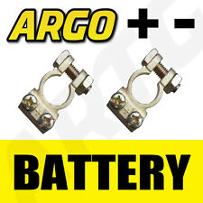 BATTERY TERMINALS 2 PCS COPPER CLAMPS POS & NEG  KIA PICANTO