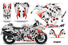 Amr Racing Graphic Kit Suzuki GSXR 1300 Hayabusa GSX Busa Bike Decal Wrap EXPO R