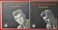 DUANE EDDY 'THE REBELS' RXP 6001 & 6002 SET - Quality CANADA - RARE - VERY CLEAN