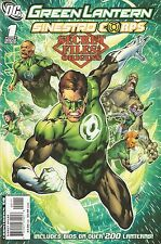 Green Lantern Sinestro Corps Secret Files and Origins '08 1 NM B3