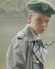 WILL POULTER Signed 10X8 Photo SON OF RAMBOW & WILD BILL COA