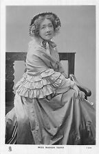 POSTCARD    ACTRESSES     MARION   TERRY      Tuck