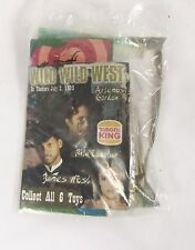 1999 Burger King Kids Meal  Wild Wild West Pen #2