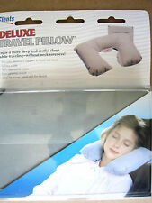 TRAVEL PILLOW  Deluxe  INFLATE