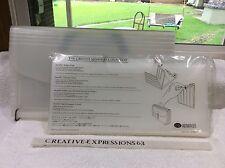 Creative Memories B/N Decofile Organizer & Decofile Folders