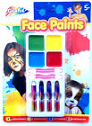 Face Painting Kit Face Paint Set Kids Body Paints Party Fancy Dress Halloween