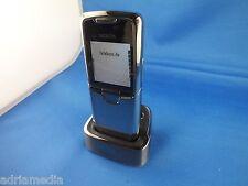 Original Nokia 8800 Edelstahl Silber wie NEU Ausstellungsgerät mit Ladestation