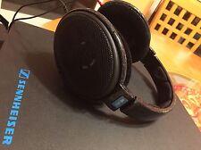 Mint! Sennheiser HD 600 Headband Headphones - Black