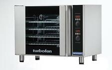 Moffat Turbofan Electric Convection Oven Half Size 4 Pan Digital - E31D4