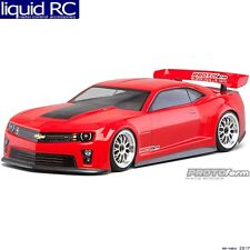 Protoform 1532-30 Chevy Camaro ZL1 Clear Body 190mm TC