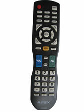NEW APEX LD200RM LD100RM REMOTE FOR LE4643 LE5043 TV--30 days warranty!