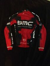 BMC Pro Cycling Mens L/s Thermal Hincapie Jersey Size Small